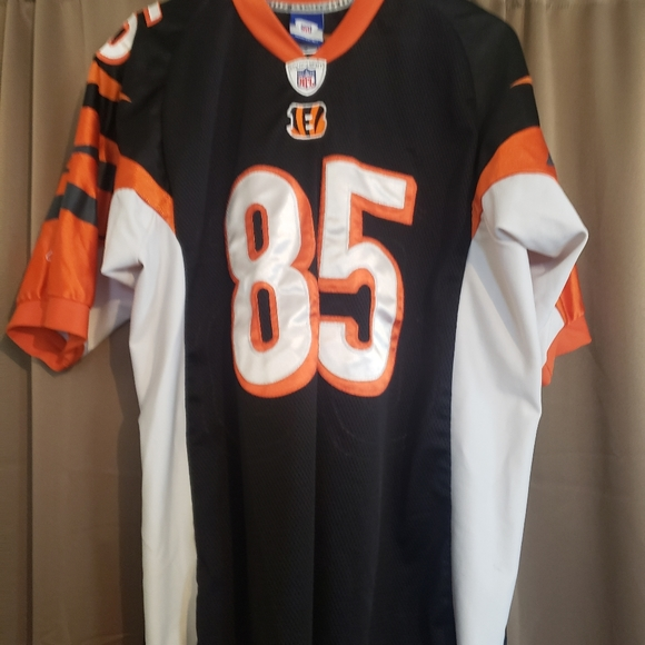 Reebok Cincinnati Bengals Chad Johnson #85 jersey
